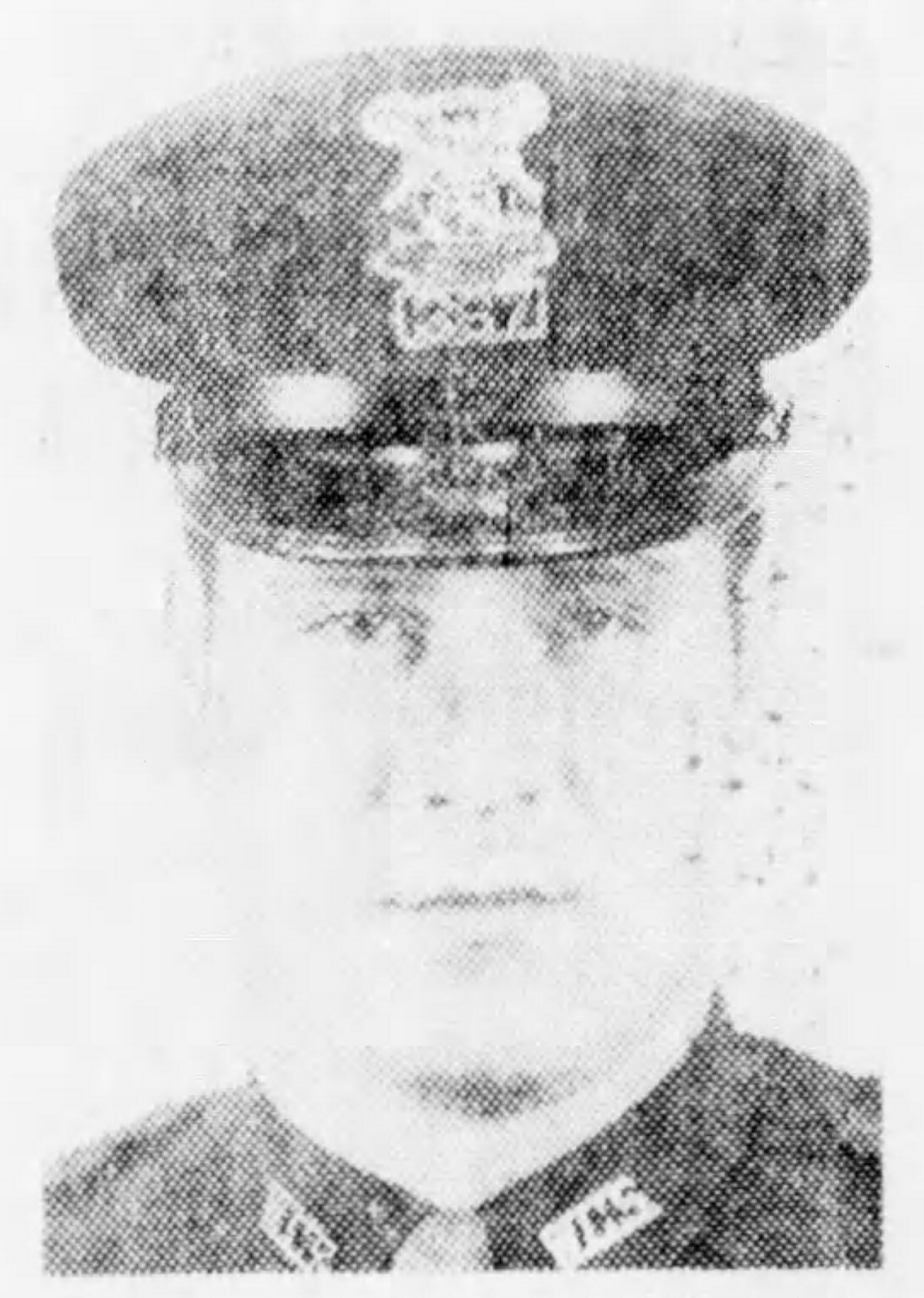 Deputy Sheriff Paul Lee Mickel | Wayne County Sheriff's Office, Michigan