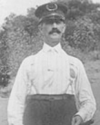 Railroad Detective Landon J. Osborn, Sr. | Chesapeake and Ohio Railroad Police Department, Railroad Police