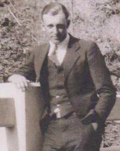 Guard Charles Alton Edward Leonard | Virginia State Convict Road Force, Virginia