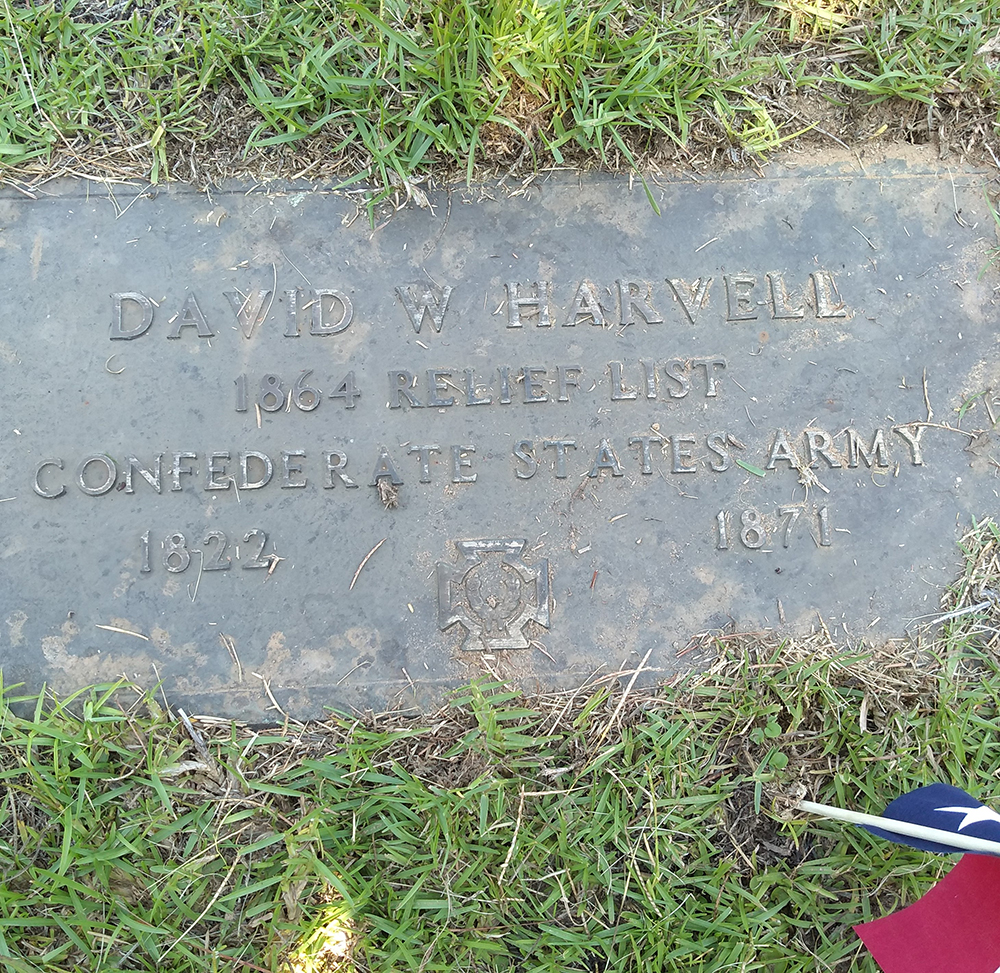 Deputized Civilian David W. Harvell   Nacogdoches County Constable's Office, Texas