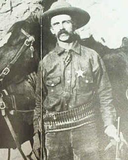 Chief Deputy Sheriff John D. Garnett | Greenlee County Sheriff's Office, Arizona