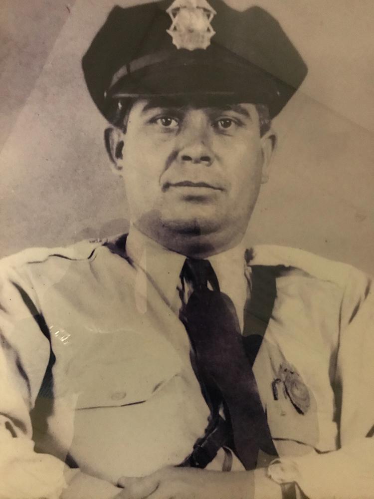 Patrolman Clifton L. Massey   Roanoke Rapids Police Department, North Carolina