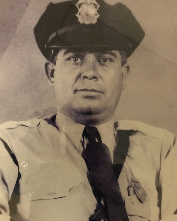 Patrolman Clifton L. Massey | Roanoke Rapids Police Department, North Carolina
