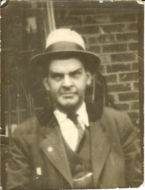 Prohibition Officer Loranzie Floyd