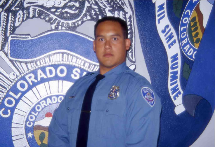 Police Officer Kenneth Chua Jordan | Colorado Springs Police Department, Colorado