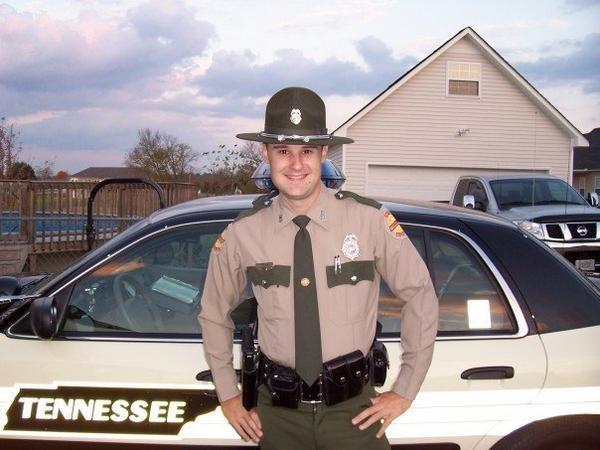 Trooper Calvin Wayne Jenks   Tennessee Highway Patrol, Tennessee