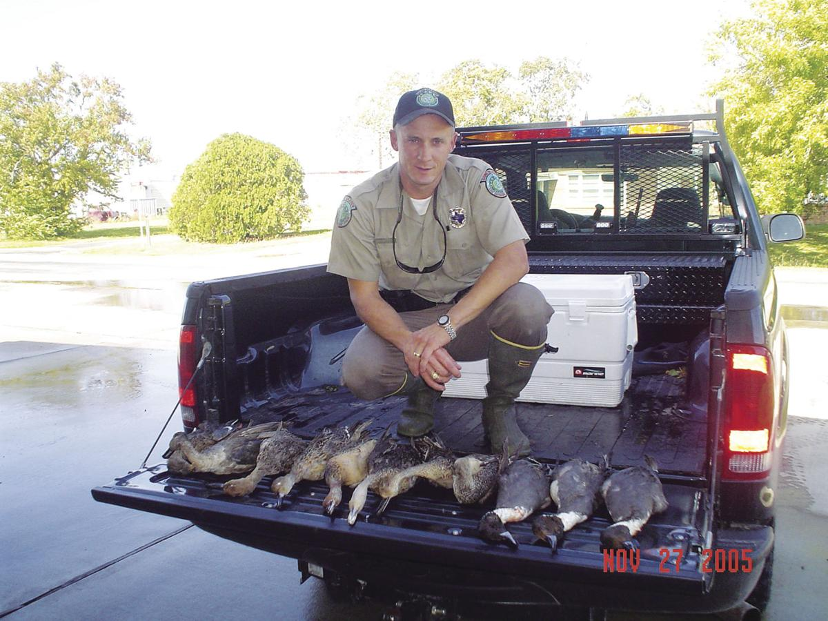 Game Warden Justin Phillip Hurst | Texas Parks and Wildlife Department - Law Enforcement Division, Texas
