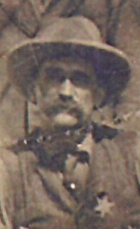 Deputy Sheriff Frank Lewis Yeager | Oklahoma County Sheriff's Office, Oklahoma