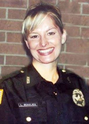Police Officer Lisa Renee Ligda-Beaulieu | Beaumont Police Department, Texas