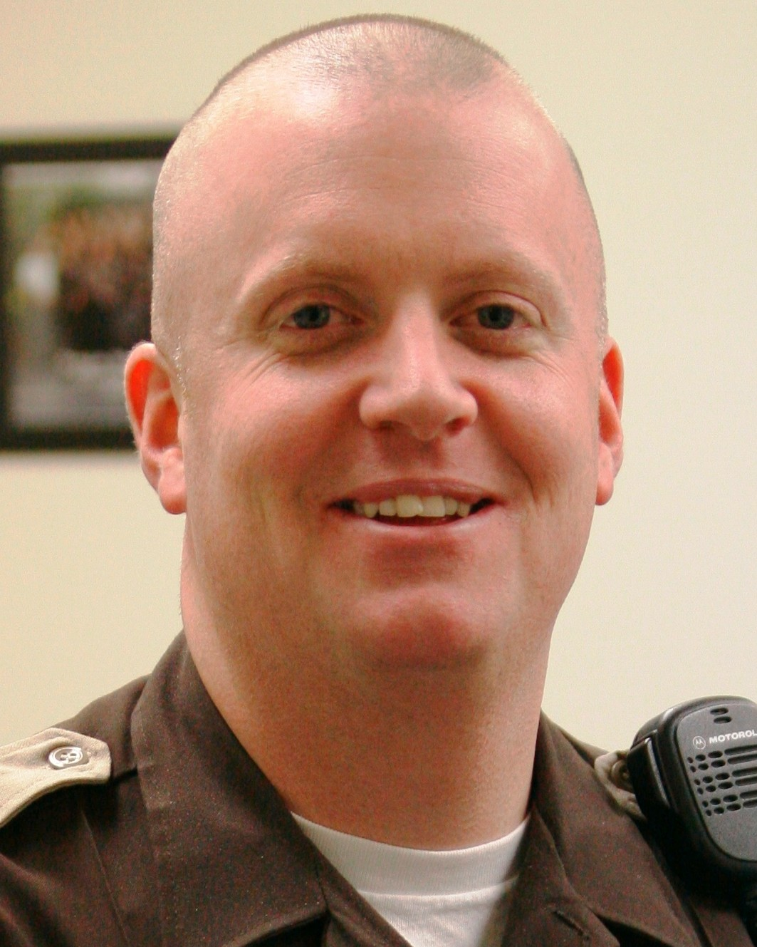Deputy Kelly James Fredinburg, Marion County Sheriff's Office, Oregon
