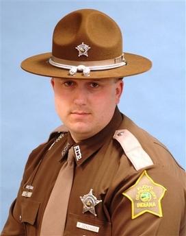 Officer Frank Charles Denzinger | Floyd County Sheriff's Office, Indiana
