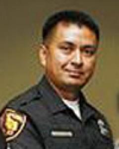 Detective Mario Moreno, San Antonio Police Department, Texas