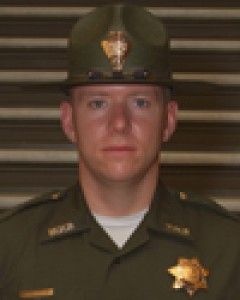 Trooper David A  Graham, Montana Highway Patrol, Montana