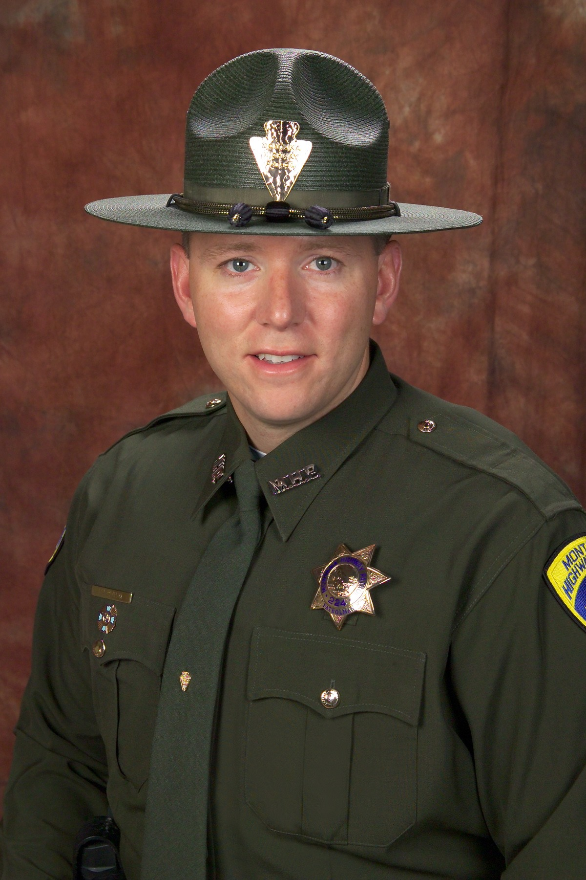 Trooper David A. Graham | Montana Highway Patrol, Montana