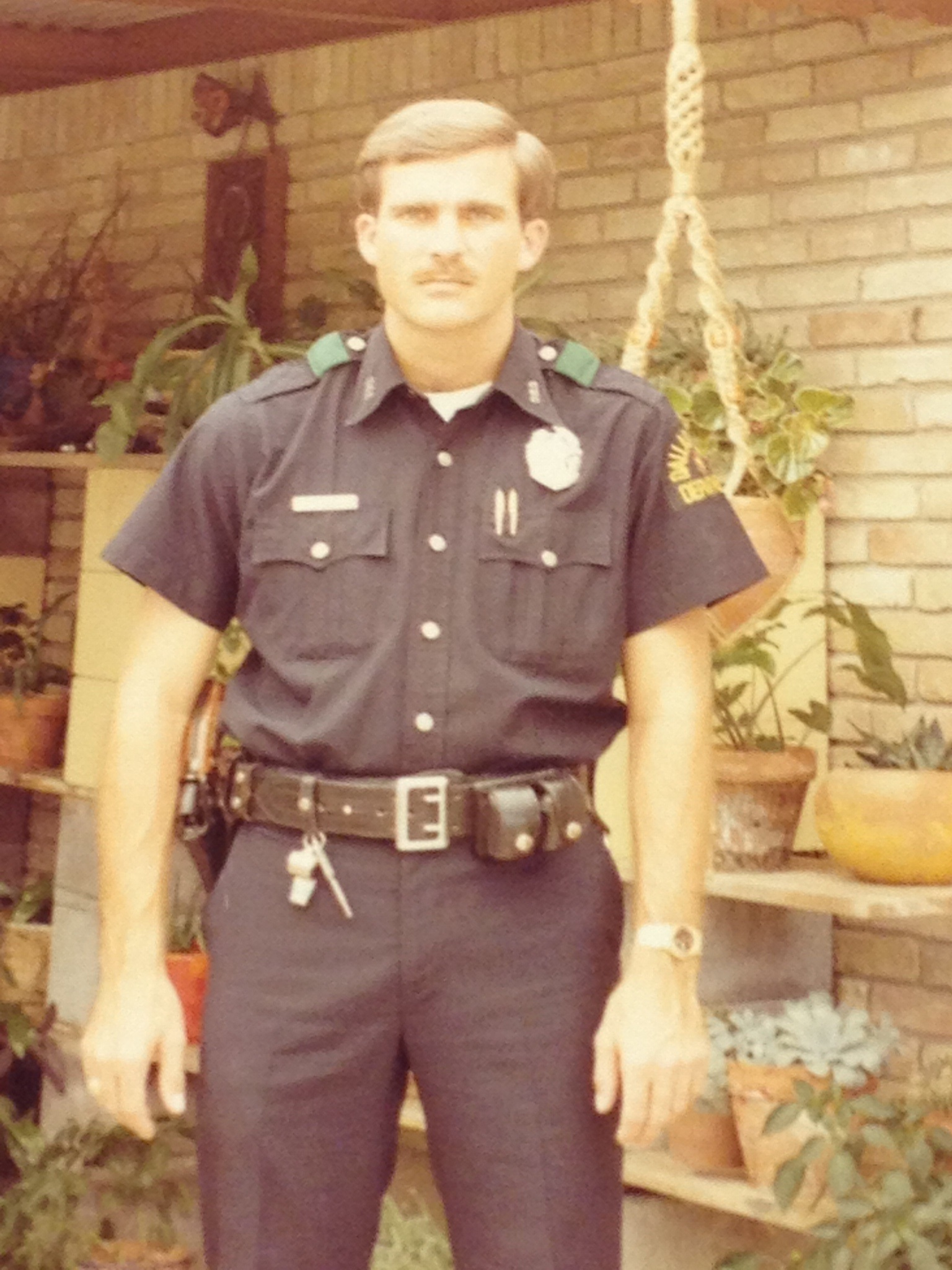 Corporal Gary Reeves Blair | Dallas Police Department, Texas