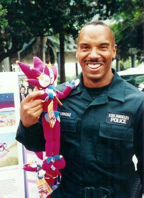 Police Officer Randal David Simmons | Los Angeles Police Department, California