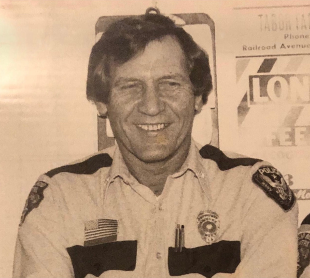 Police Officer Waymon W. Ferguson   Many Police Department, Louisiana