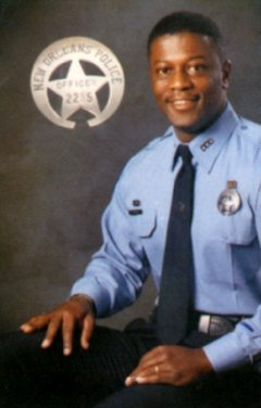 Police Officer Thelonious Anthony Dukes, Sr. | New Orleans Police Department, Louisiana