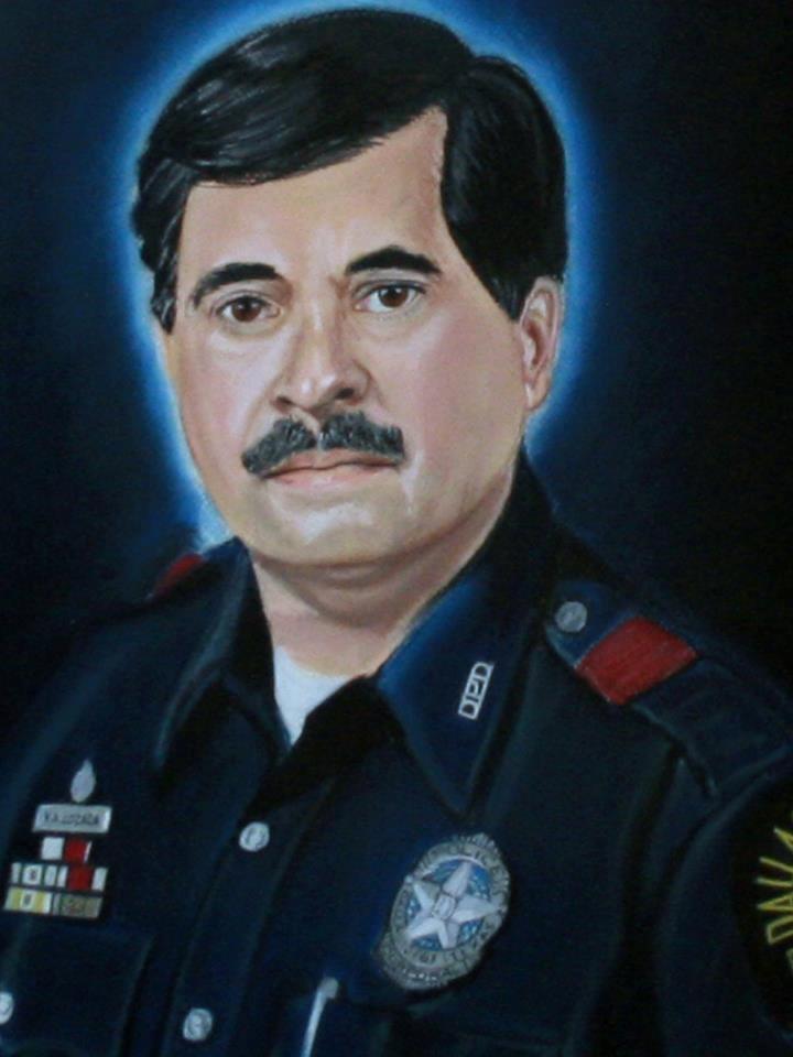 Senior Corporal Victor Antonio Lozada, Sr. | Dallas Police Department, Texas