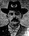 Town Marshal J. M. Bishop | Girard Marshal's Office, Alabama