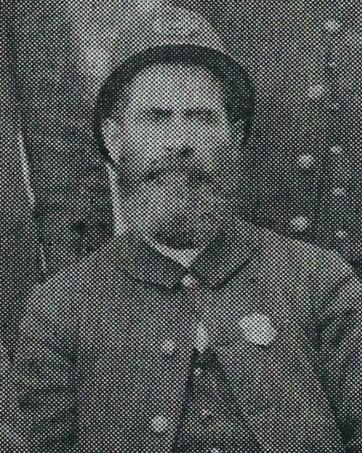 Chief of Police William Cyrus Barrow   Americus Police Department, Georgia