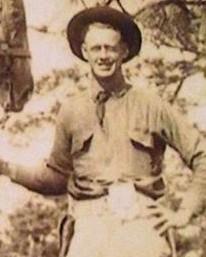 Forest Ranger John Sidney Mott | United States Department of Defense - Fort Bragg Conservation Law Enforcement, U.S. Government