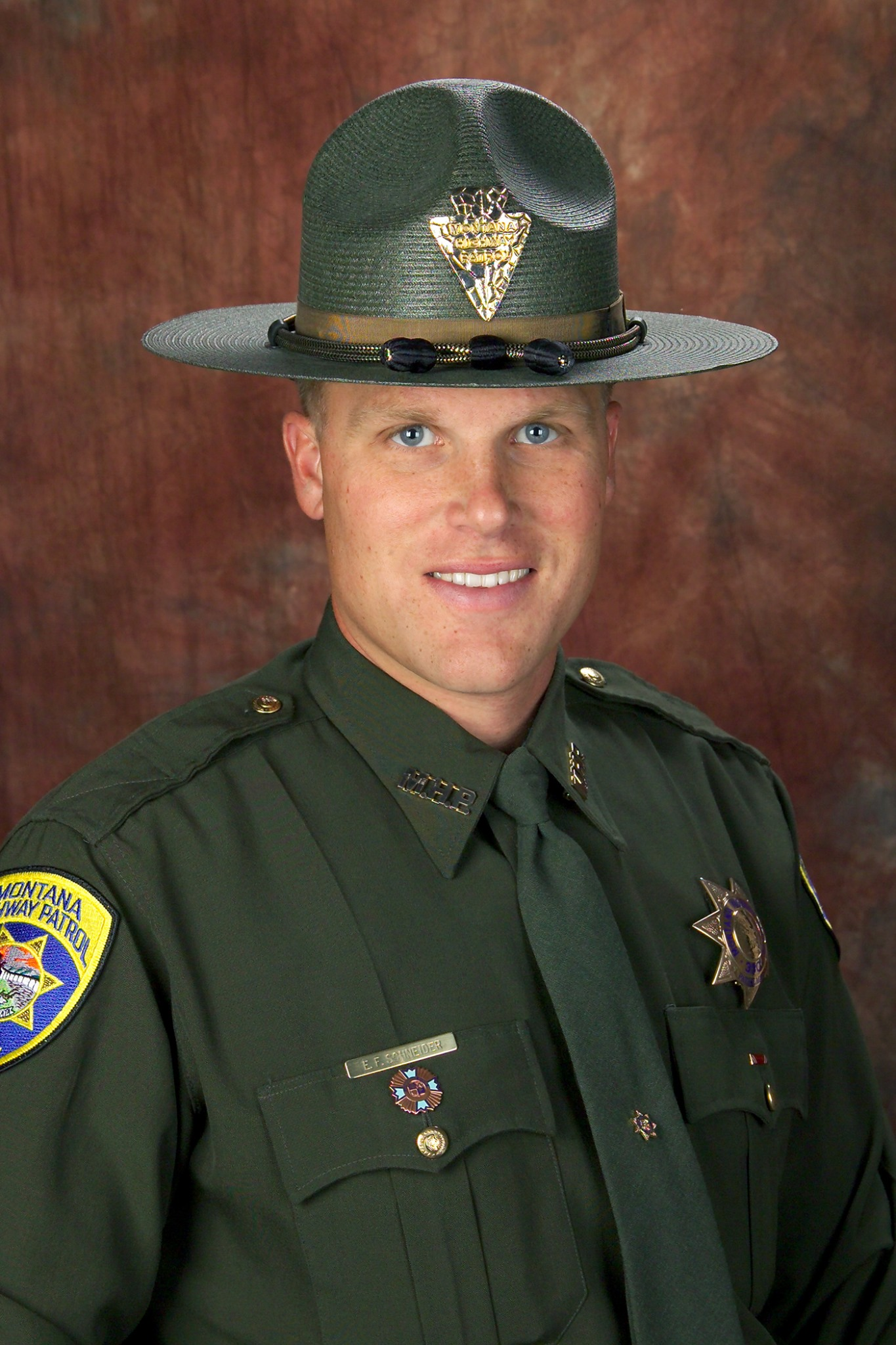 Trooper Evan Frederick Schneider | Montana Highway Patrol, Montana