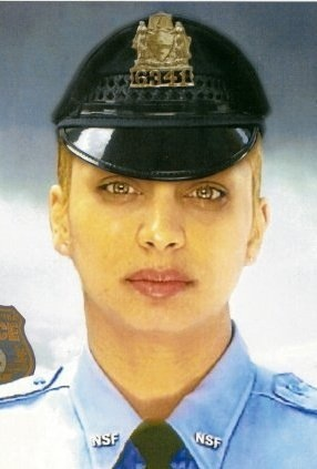 Police Officer Isabel Santiago-Nazario | Philadelphia Police Department, Pennsylvania