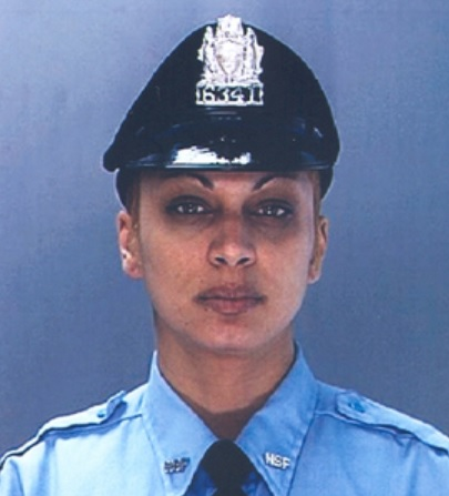 Police Officer Isabel Santiago-Nazario   Philadelphia Police Department, Pennsylvania