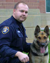 Police Officer Grant Anthony Jansen | St. Charles Police Department, Missouri