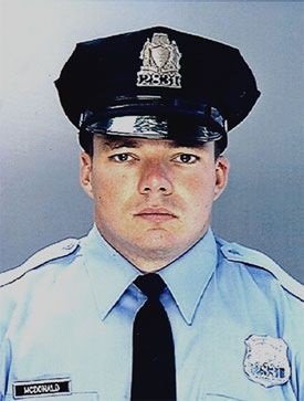 Sergeant Patrick C. McDonald | Philadelphia Police Department, Pennsylvania