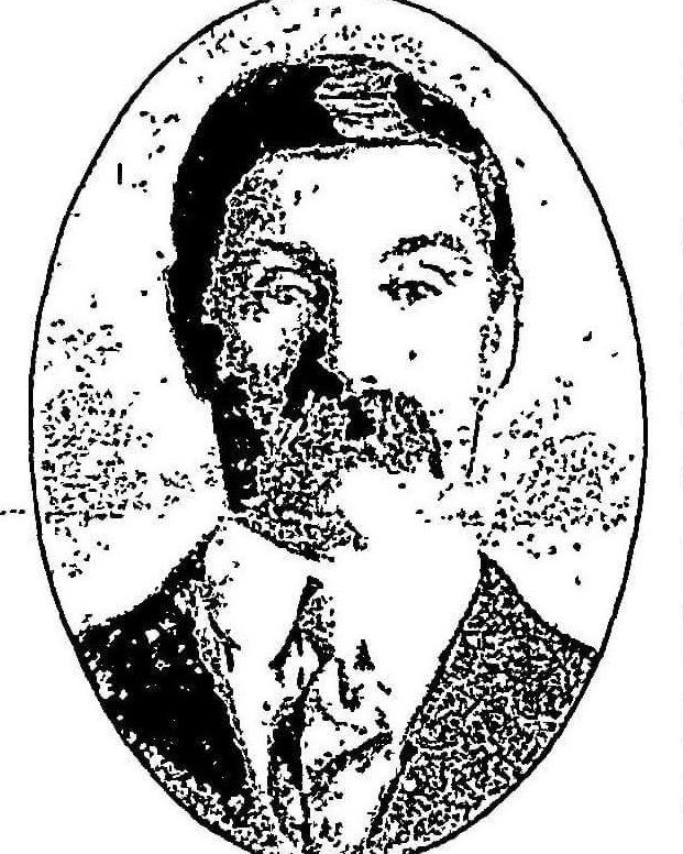 Town Marshal James W. Busby | Paton Marshal's Office, Iowa