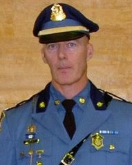 Captain Richard J. Cashin | Massachusetts State Police, Massachusetts