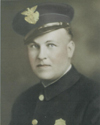 Patrolman Irving Baker | Warren Police Department, Ohio