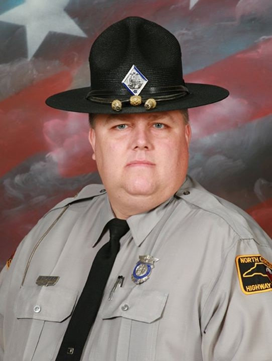 Trooper Kyle Patrick Barber | North Carolina Highway Patrol, North Carolina