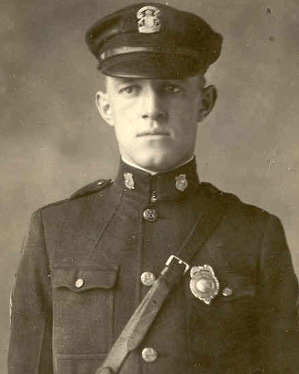 Sergeant Harvey Edgar Bolen | Michigan State Police, Michigan