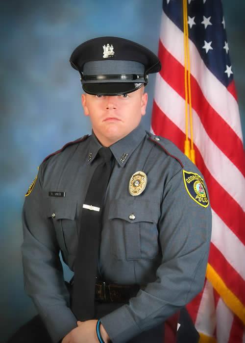 Patrolman Chad Ernest Spicer | Georgetown Police Department, Delaware