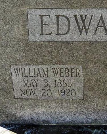 Deputy Sheriff William Weber Edwards   Saluda County Sheriff's Office, South Carolina