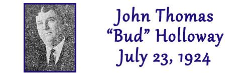 Deputy Sheriff John Thomas Holloway | Bexar County Sheriff's Office, Texas