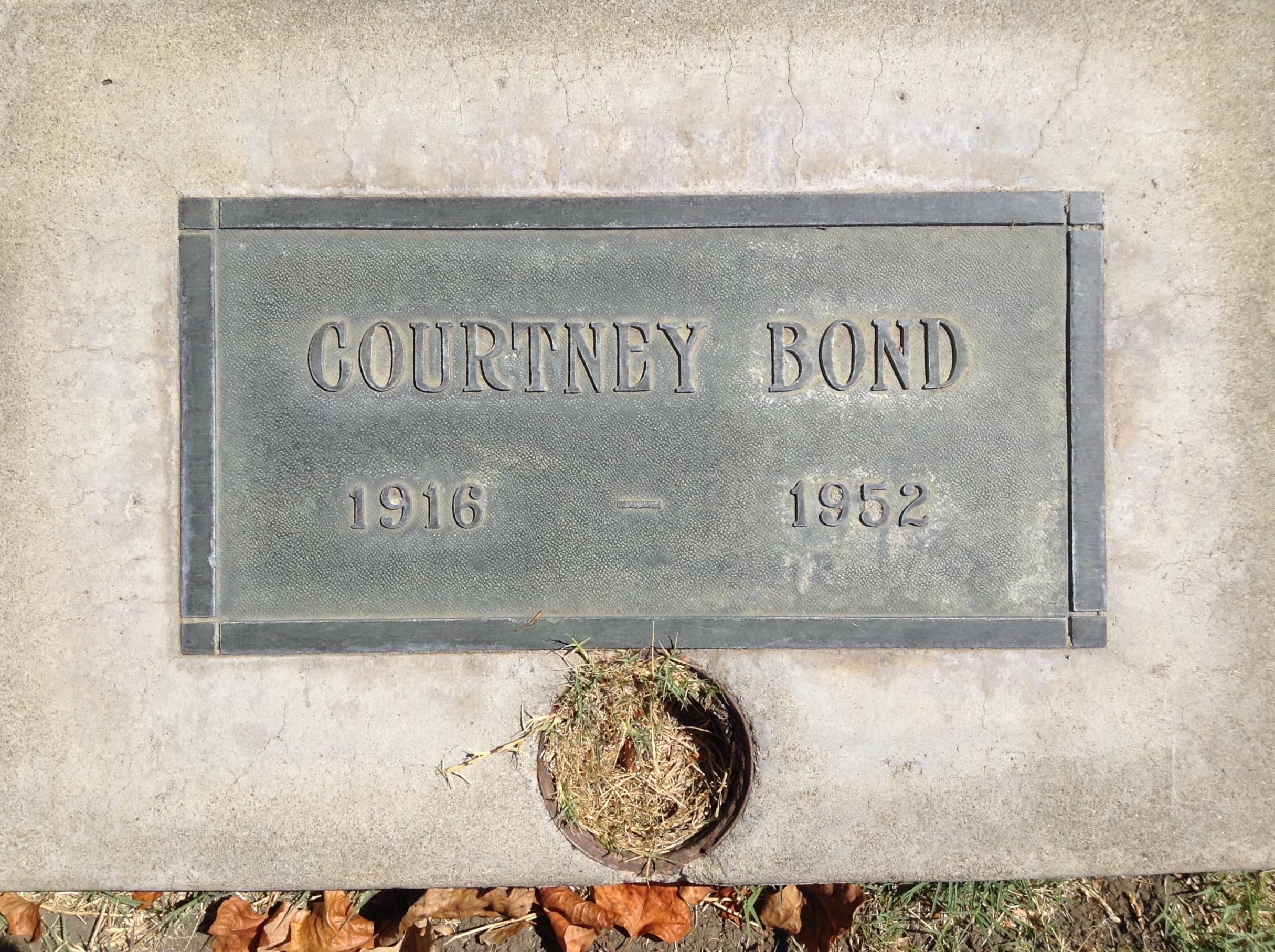 Police Officer John Courtney Bond | San Luis Obispo Police Department, California