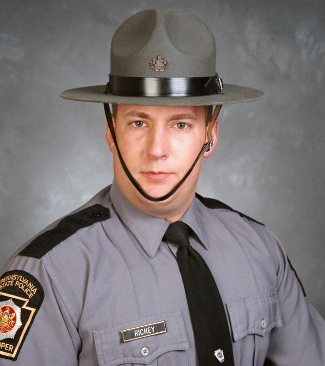 Trooper Paul Garmong Richey | Pennsylvania State Police, Pennsylvania