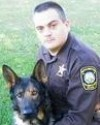 Corporal Christopher Kent Paschal | Smyth County Sheriff's Office, Virginia