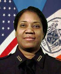 Police Officer Renee Dunbar   New York City Police Department, New York