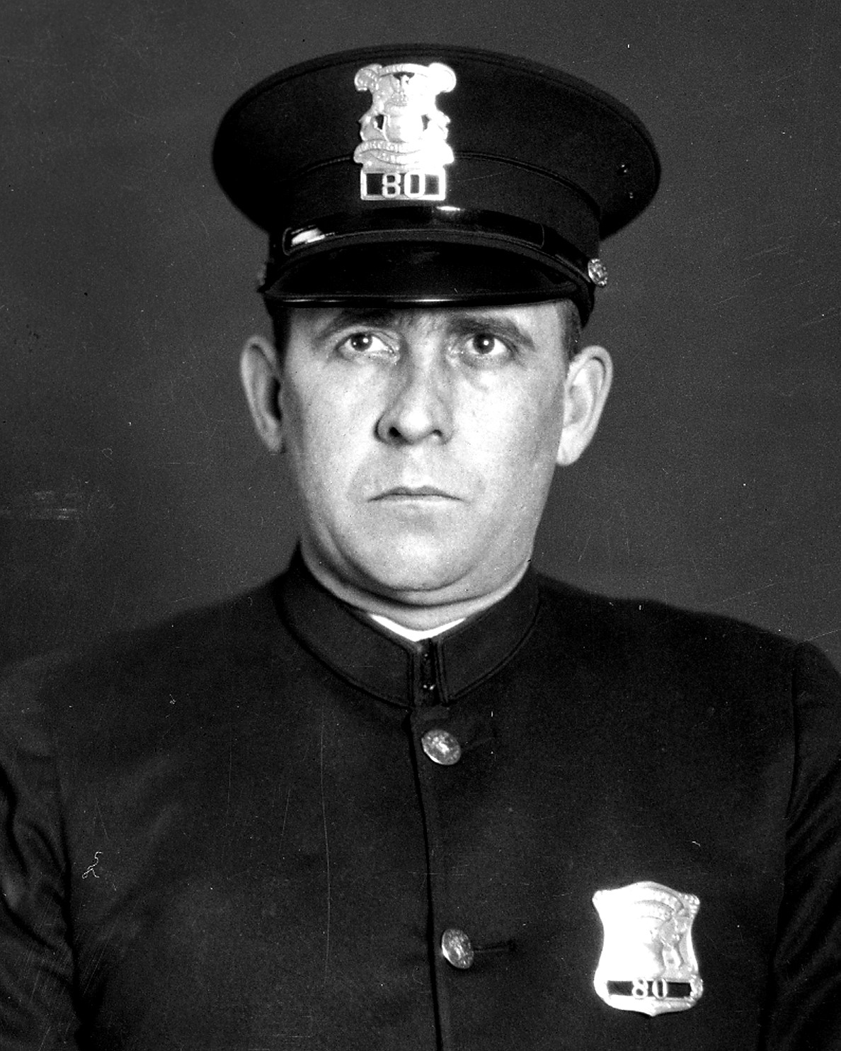 Police Officer Howard A. Booth | Detroit Police Department, Michigan