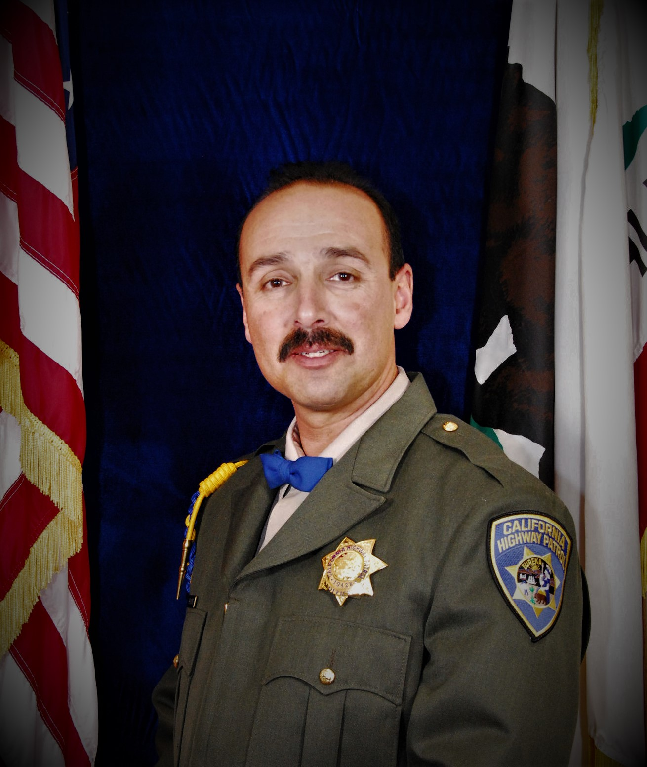 Officer Philip Dennis Ortiz | California Highway Patrol, California