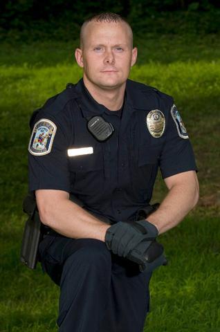 Officer Dan D. De Kraai   St. Joseph Police Department, Missouri