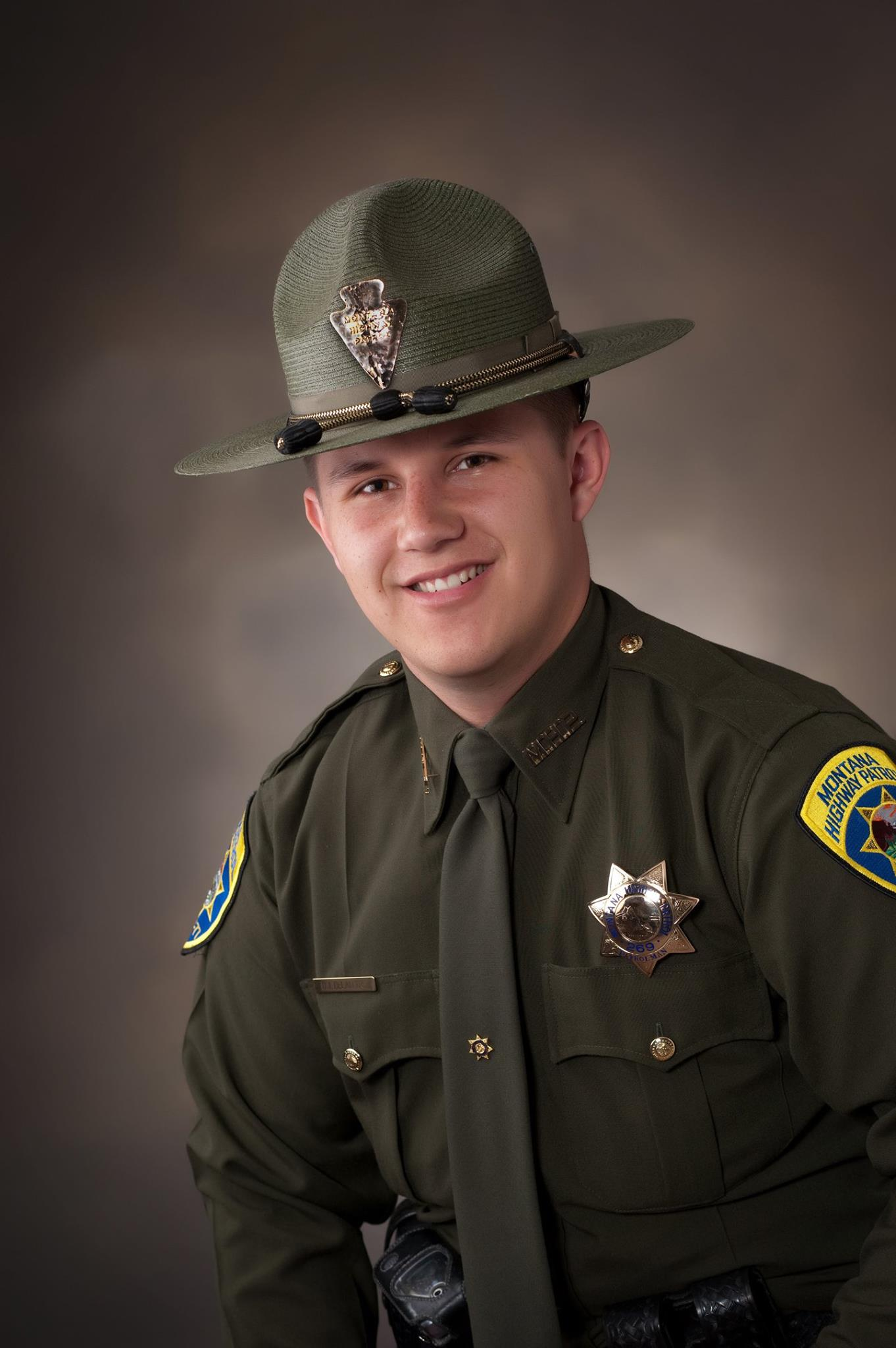 Trooper David James DeLaittre | Montana Highway Patrol, Montana