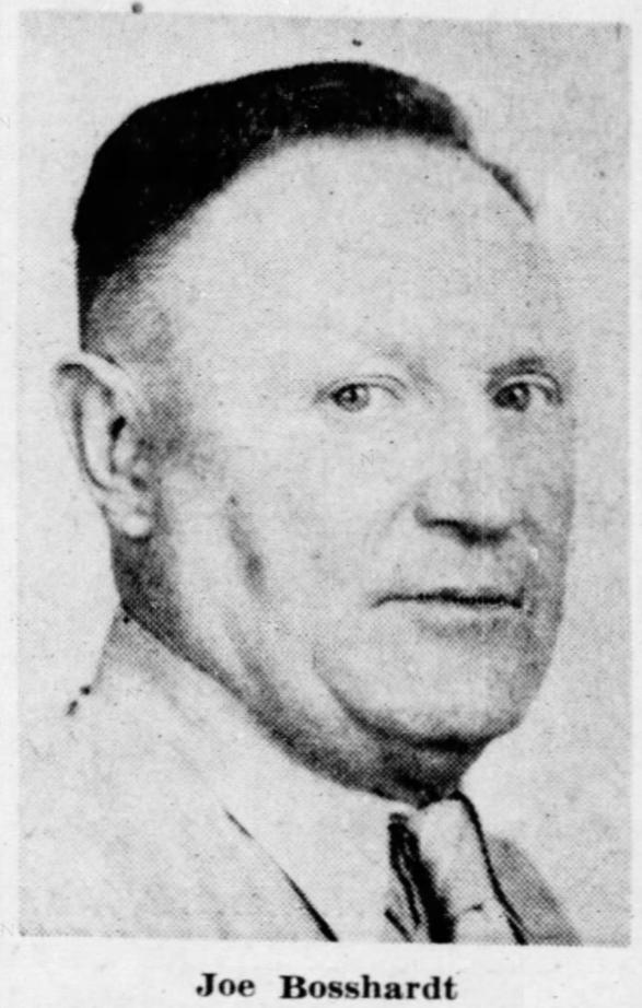 Deputy Sheriff Joe B. Bosshardt   McLean County Sheriff's Office, Illinois