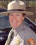 Park Ranger Julie Ann Weir United States Department Of The Interior National Park Service U