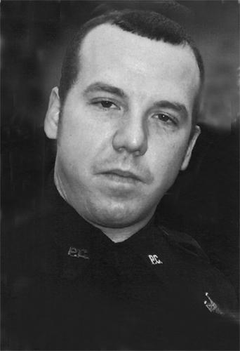 Deputy Sheriff Shandon Wright   Pierce County Sheriff's Department, Washington